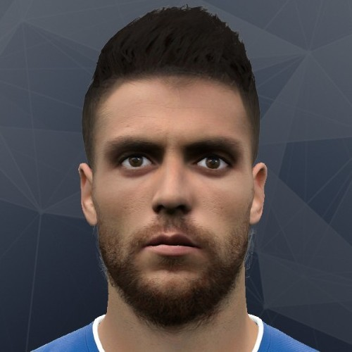 David Lopez PES2017 by Rednik