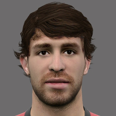 Yeray Alvarez PES2017 by Rednik