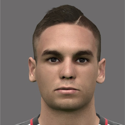 Gacinovic PES2017 by Rednik