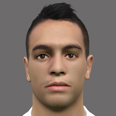 Ben Yedder PES2017 by Rednik