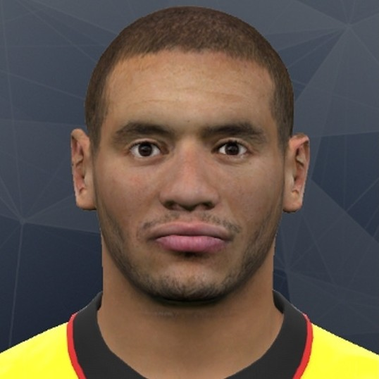 Guedioura PES2017 by Shaggy