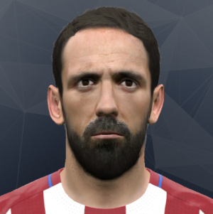 Juanfran PES2017 by WER