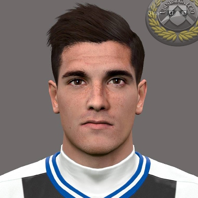 R. de Paul PES2017 by Autentiko