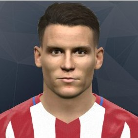 Gameiro PES2017 by bahty