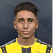 Emre Mor PES2017 by Mo Ha