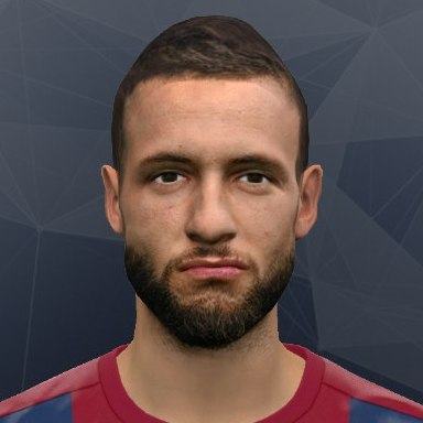 David Junca PES2017 by Vlad_R