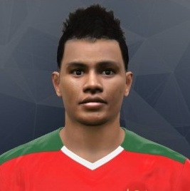 Fachrudin Aryanto PES2017 by Sony doni