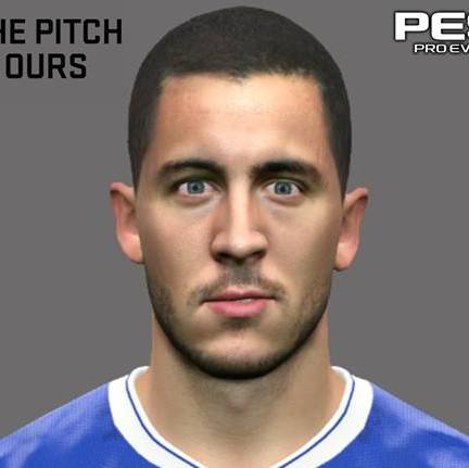 Hazard PES2017 by Ozy_96