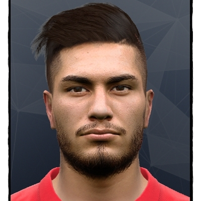 S. Serdar PES2017 by Shaft