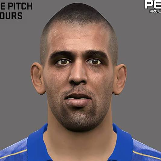 Slimani PES2017 by Ozy_96