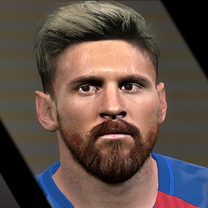 Messi PES2017 by Jonathan