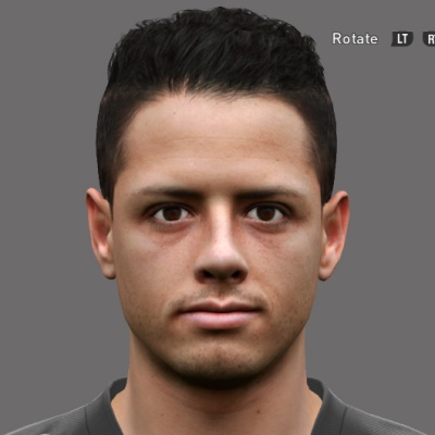 J. Hernandez PES2017 by A.Mussoullini