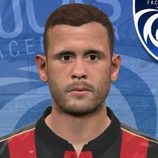 S. Cook PES2017 by Lucas