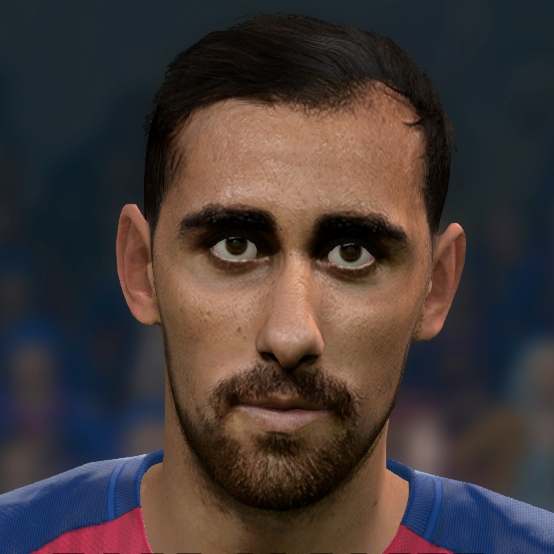 P. Alcacer PES2017 by Wygno