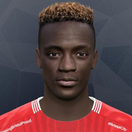 T. Abraham PES2017 by Andrey_Pol & GONDURAS2012