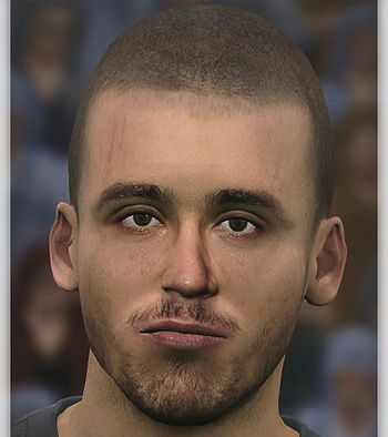 Spinazzola PES2017 by Bono10