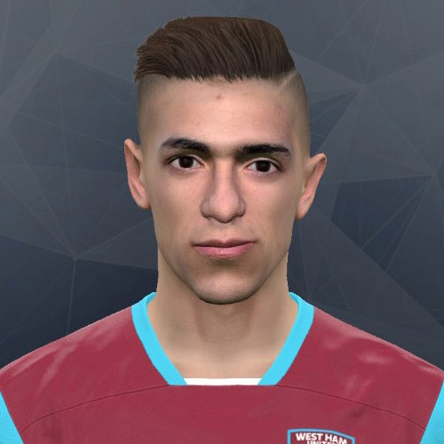 Lanzini PES2017 by Alief
