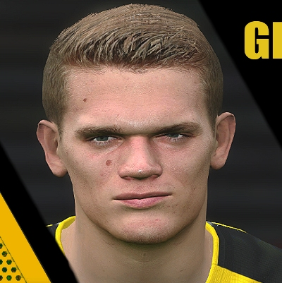 Ginter PES2017 by Jonathan