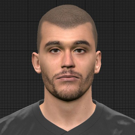 Spinazzola PES2017 by Alief