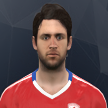 G. Friend PES2017 by G-PW