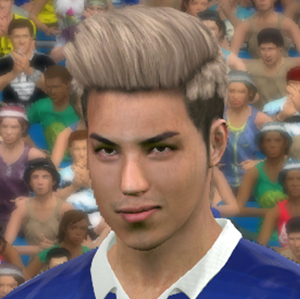 C. Chappuis PES2017 by xYzTeam
