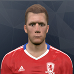 Forshaw PES2017 by G-PW