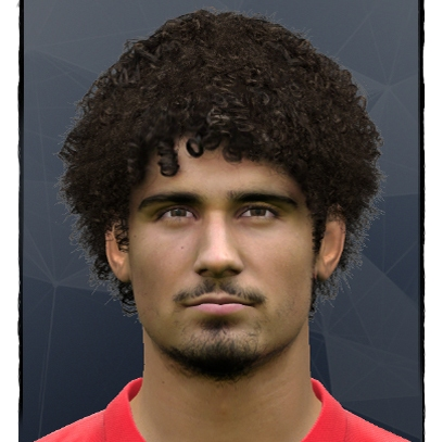 A. Ramalho PES2017 by Shaft