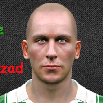 Scott Brown PES2017 by M.Mehrzad