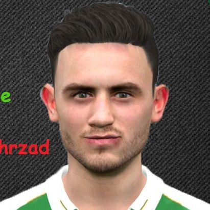 P. Roberts PES2017 by M.Mehrzad