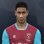 A. Fletcher PES2017 by G-PW