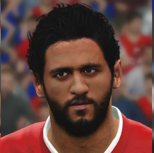 M. Mohsen PES2017 by Prince Shieka