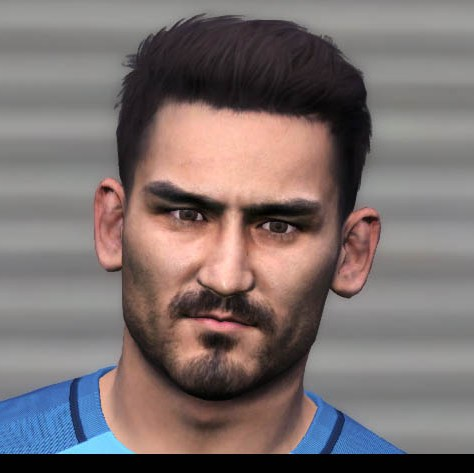 Gundogan PES2017 by mm16