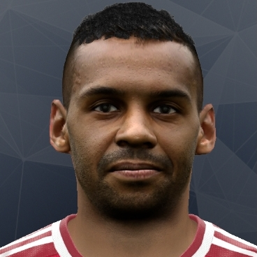 Marvin Matip PES2017 by Shaft