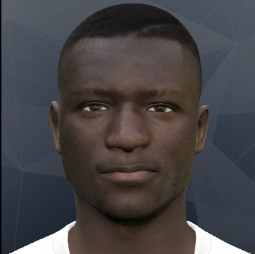 Sehrou Guirassy PES2017 by Shaft