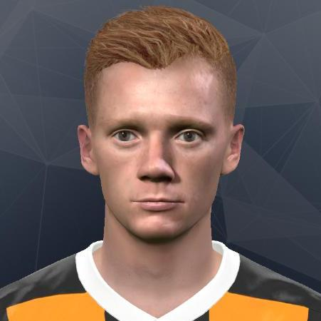 Clucas PES2017 by Andrey_Pol