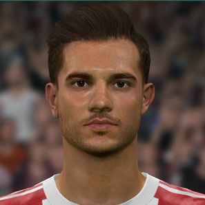 Cedric Soares PES2017 by Sameh Momen