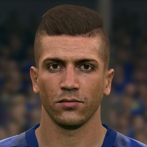 Nastasic PES2017 by Sameh Momen