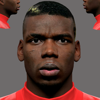 Pogba PES2017 by Autentiko