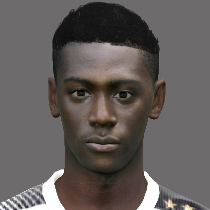 M. Doucoure PES2017 by RAHUL