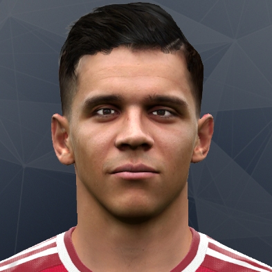 A. Morales PES2017 by Shaft