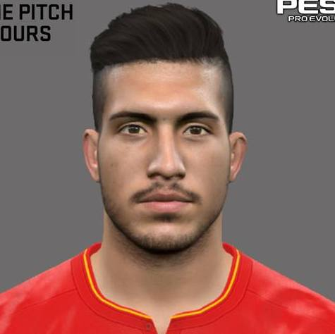 Emre Can PES2017 by Ozy_96