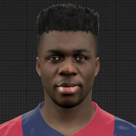 Donsah PES2017 by Alief