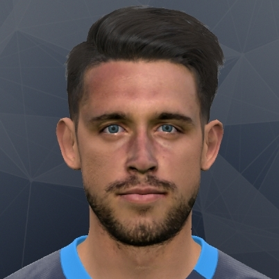 Mark Uth PES2017 by Shaft