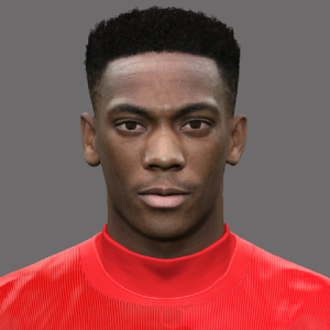 Martial PES2017 by Jonathan