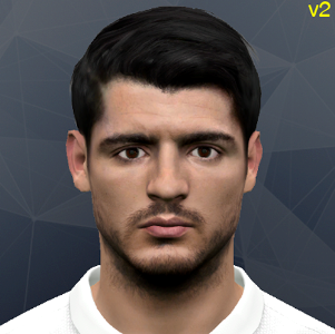 Morata PES2017 by WER
