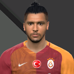 Yasin Oztekin PES2017 by G-PW