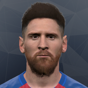 Messi PES2017 by WER