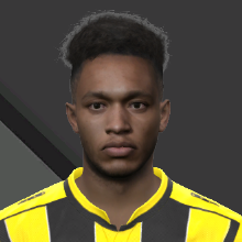 L. Baker PES2017 by G-PW