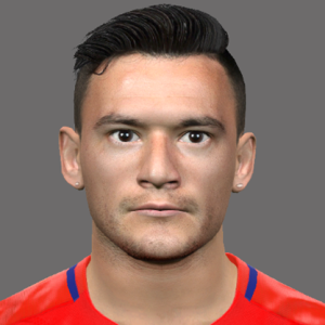 Aranguiz PES2017 by Jonathan