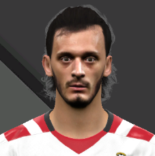 Gabbiadini PES2017 by G-PW